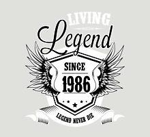 Living Legend Since 1986 Unisex T-Shirt