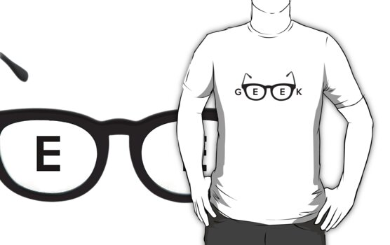 Geek by PopCultFanatics