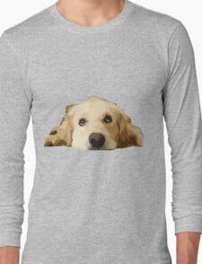 Chillin Pup  Long Sleeve T-Shirt