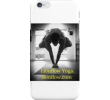 Lifting Crow , Yellow words , kids clothes option iPhone Case/Skin
