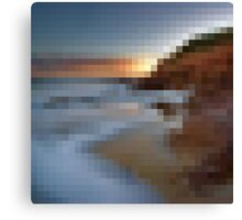 32 by 32 - Anglesea (1) Canvas Print