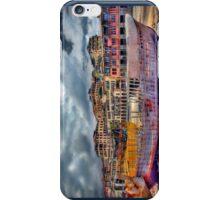 Jaffa - Sunrise over the Old City iPhone Case/Skin