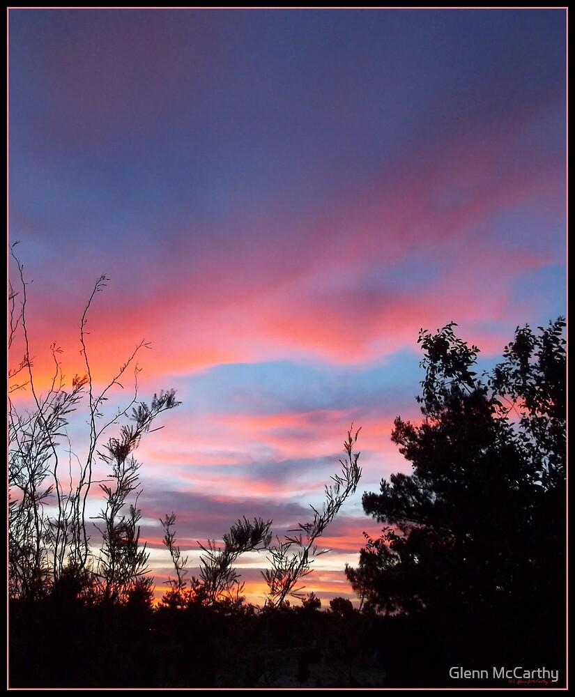 An Endless Sunset by Glenn McCarthy