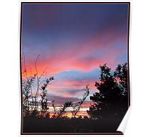 An Endless Sunset Poster