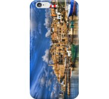 The old port, Jaffa iPhone Case/Skin