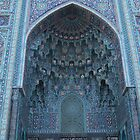 mosque mosaic by offpeaktraveler