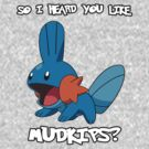 So I heard you like Mudkips? [White Text] by Ryadasu