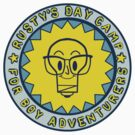 Rusty's Day Camp for Boy Adventurers  by VonPatrickBros