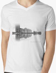 Watch Tower Mens V-Neck T-Shirt