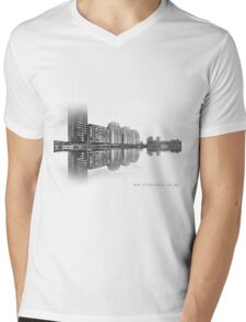 Watch Tower Mens V-Neck T-Shirt
