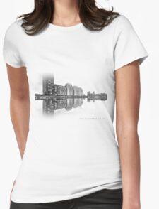 Watch Tower Womens T-Shirt