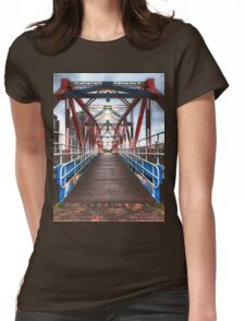 Inwards Womens Fitted T-Shirt