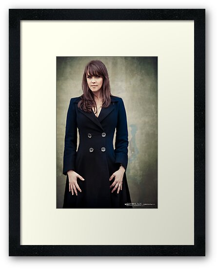 Amanda Tapping - Actors Studio Limited Edition Series Print [A14] by Filmart