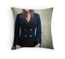 Amanda Tapping - Actors Studio Limited Edition Series Print [A14] Throw Pillow