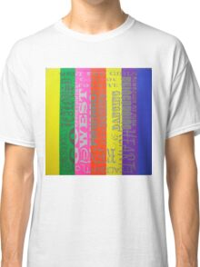 Introspective Pet Shop Boys Classic T-Shirt