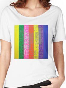 Introspective Pet Shop Boys Women's Relaxed Fit T-Shirt