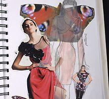Dresses & Butterflies 2 by Becky Deary