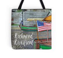 Richmond VA Riverfront Tote Bag