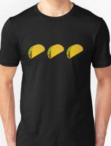 Taco Emoji  Unisex T-Shirt