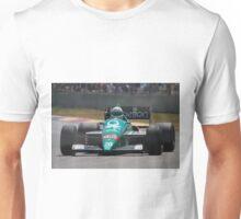 Adelaide Motorsport Festival 2015 - G.Berger Benneton F1 Car Unisex T-Shirt