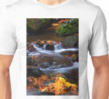 Cascades of Gold Unisex T-Shirt