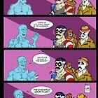 Blue Joke by GerHankey