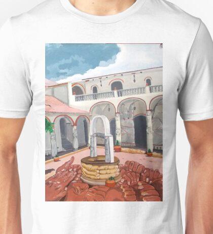 Patio Colonial Unisex T-Shirt