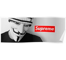 Supreme Iphone Cases Poster