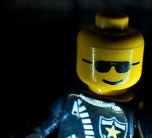 cool dude lego cop by TheLostArt