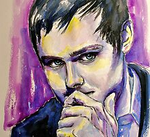 Tom Chaplin, featured in The Group, Art Universe by FDugourdCaput