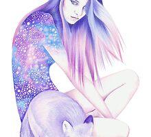 Galaxy Wanderer by Andrea Hrnjak