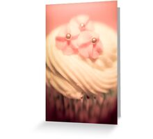 Sweet Romance  Greeting Card