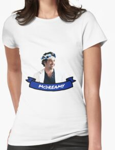 McDreamy Womens Fitted T-Shirt