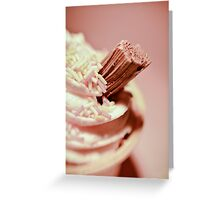 99 Flake, Please! Greeting Card