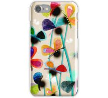 Black Poppie Iphone case iPhone Case/Skin