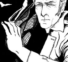 Peter Cushing Sticker