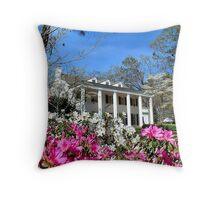 Springtime In Alabama Throw Pillow