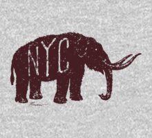 Mastodon NYC Kids Tee