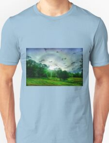 Heavenly landscape T-Shirt