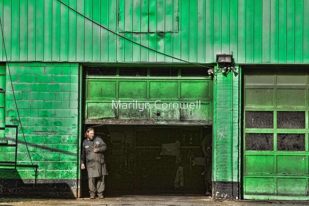 Urban Green by Marilyn Cornwell