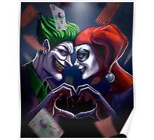 herley quiin love joker Poster
