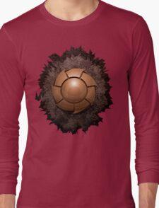 The Bronze Medallion Long Sleeve T-Shirt
