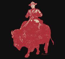 Border Patrol - Canada / Buffalo Kids Tee