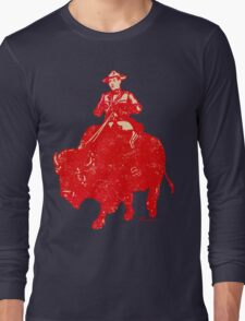 Border Patrol - Canada / Buffalo Long Sleeve T-Shirt