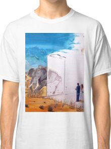 The subsistence and the emptiness of excess Classic T-Shirt