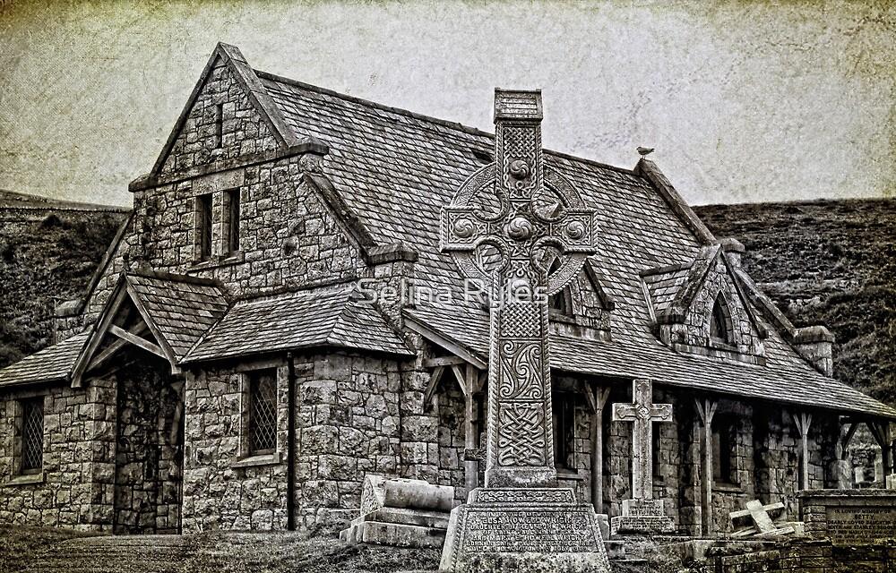 The Church of Saint Tudno  by Selina Ryles