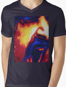 Zappa Mens V-Neck T-Shirt