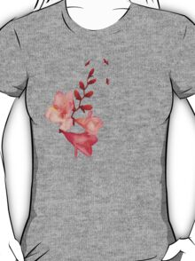 Pink Blossoms Tee T-Shirt