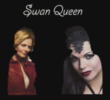 Once Upon a Time Swan Queen by eleanor89