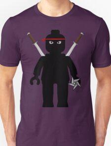 Ninja Minifig / TMNT Foot Soldier T-Shirt